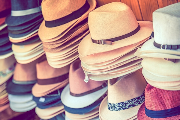 Resistance and Finding the Right Hat For You