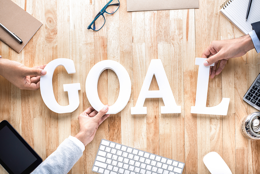 How to Set the Right Goals to Keep You On Track